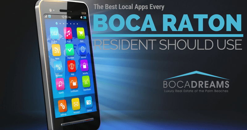 the best local apps every boca raton resident should use